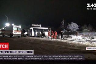 ДТП в Украине: на Прикарпатье 19-летний водитель мусоровоза вызвал смертельную аварию