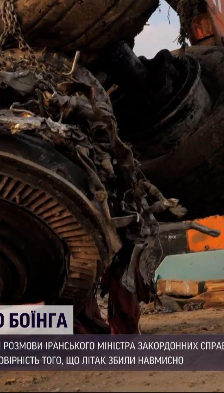 Новини світу: розвідка Канади з'ясувала нові обставини у справі збитого літака МАУ