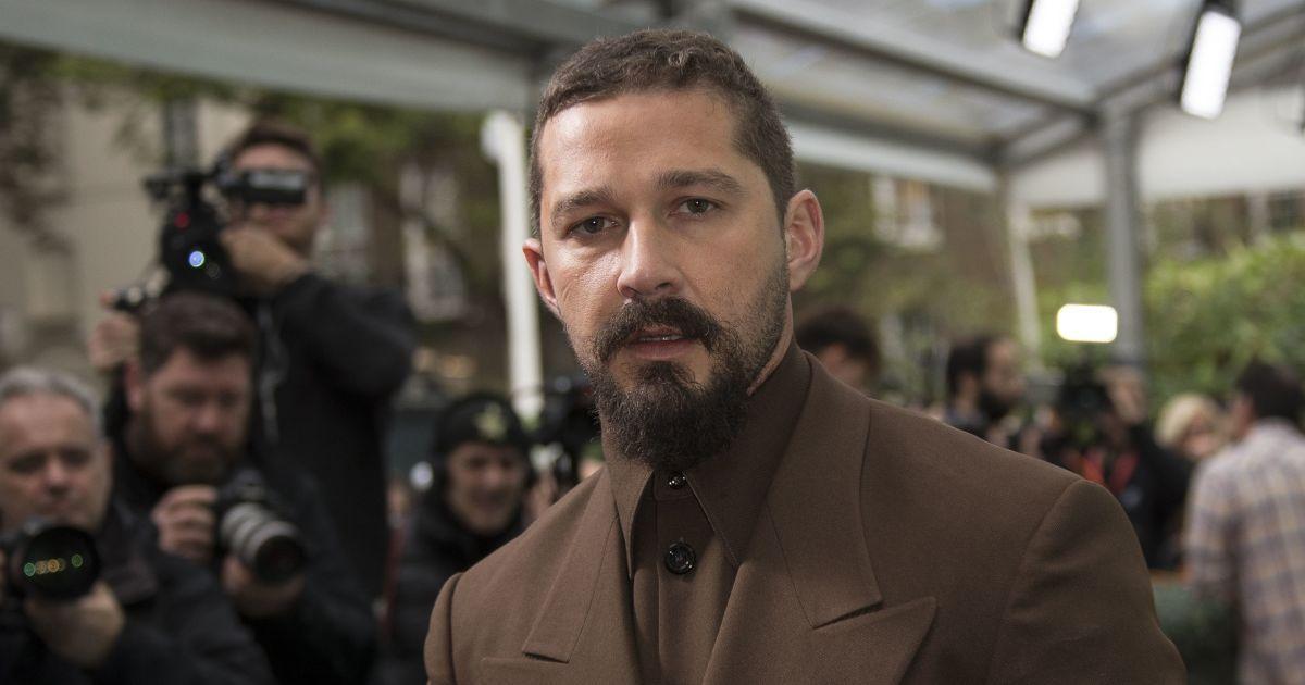 После обвинений в насилии Лабаф приостановил кинокарьеру и проходит лечение