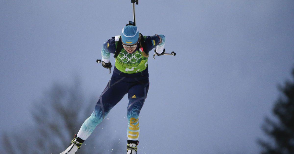 Украинка Джима финишировала в топ-6 гонки преследования на этапе Кубка мира по биатлону в Нове-Место