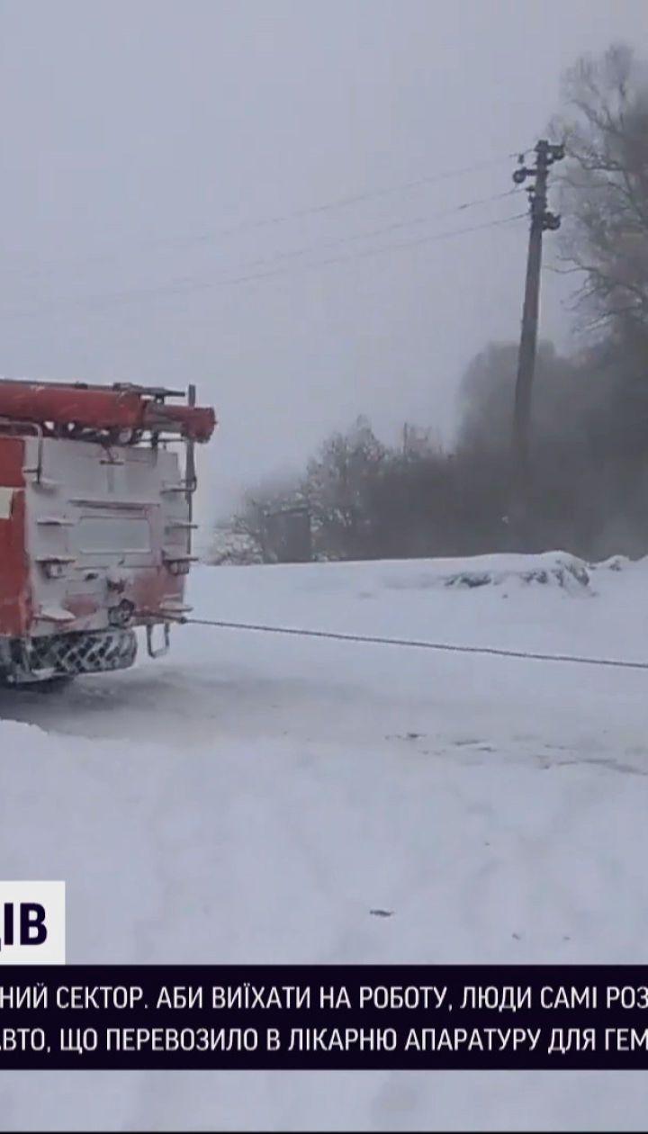 Погода в Украине: со стороны Венгрии движется новый морозный циклон