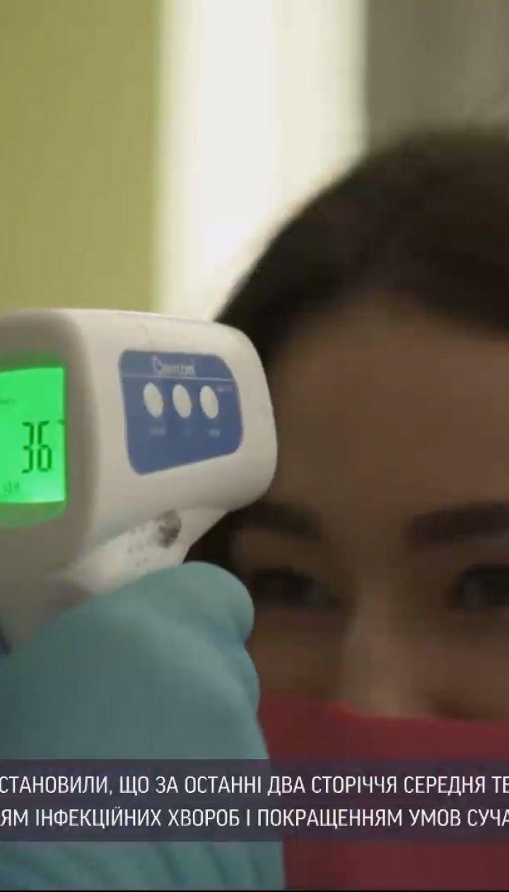 """Новини світу: українка стала першою авторкою дослідження про """"нову"""" температуру тіла людини"""