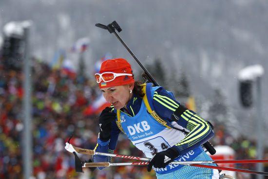 Без медали для Украины: на Чемпионате мира по биатлону состоялась заключительная гонка у женщин