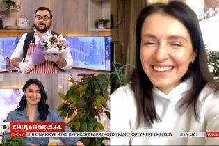 """Валентина Хамайко – іменинниця: як святкуватиме ведуча """"Сніданку. Вихідний"""""""
