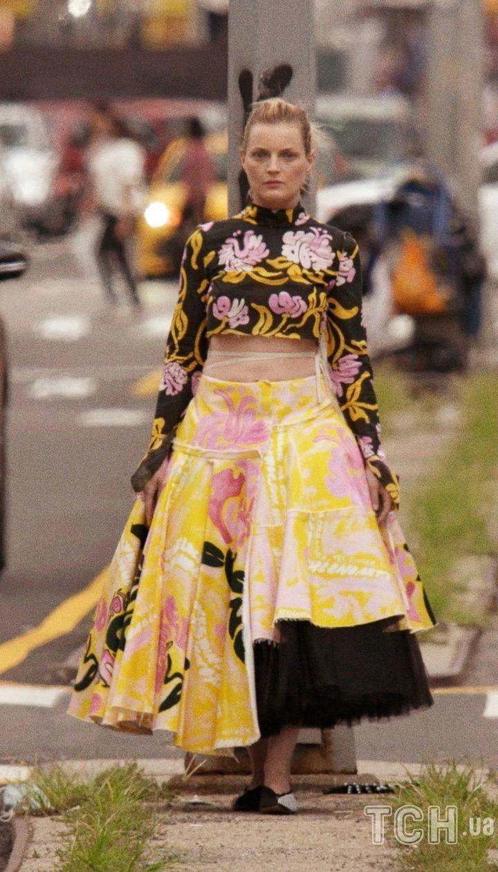 Колекція Marni прет-а-порте сезону весна-літо 2021 @ East News