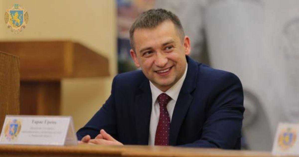 Заступник очільника Львівщини іде з посади