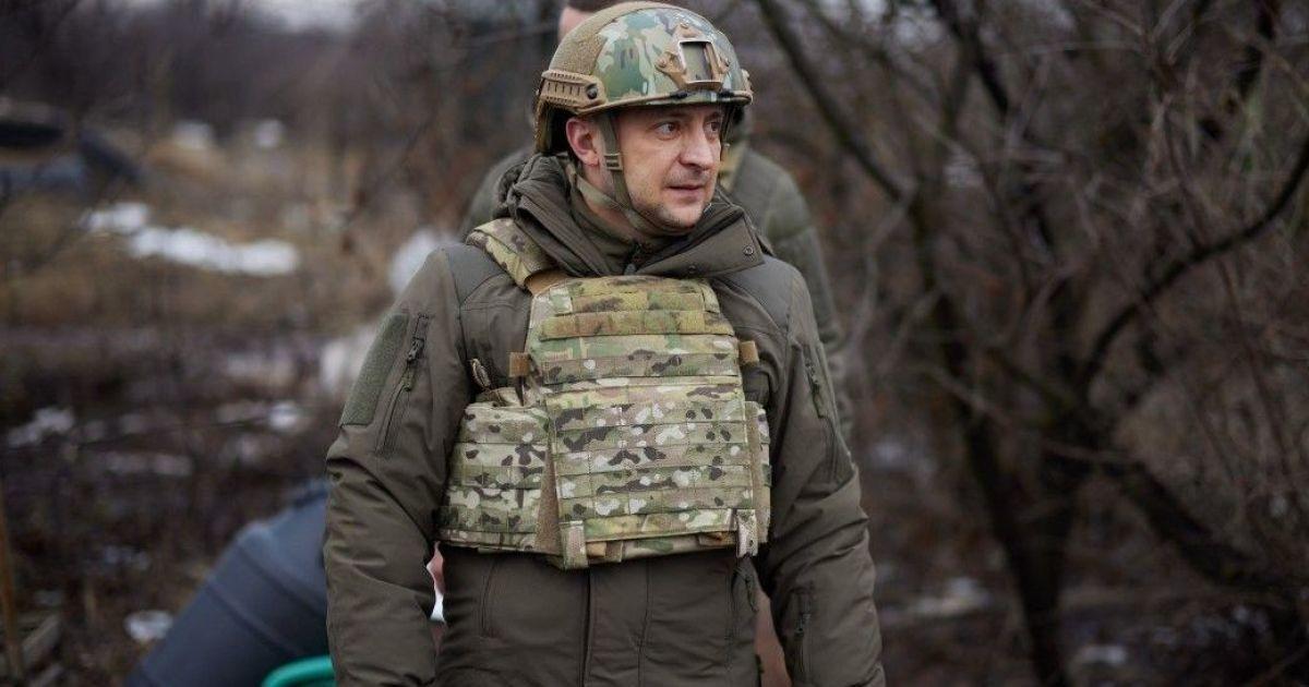 Загострення на Донбасі: Зеленський пояснив збільшення кількості обстрілів бойовиками