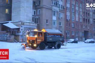 Погода в Украине: снегопады переместятся в Одесскую и Николаевскую область