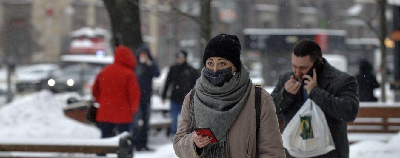 Коронавірус в Україні сьогодні: статистика на 17 лютого