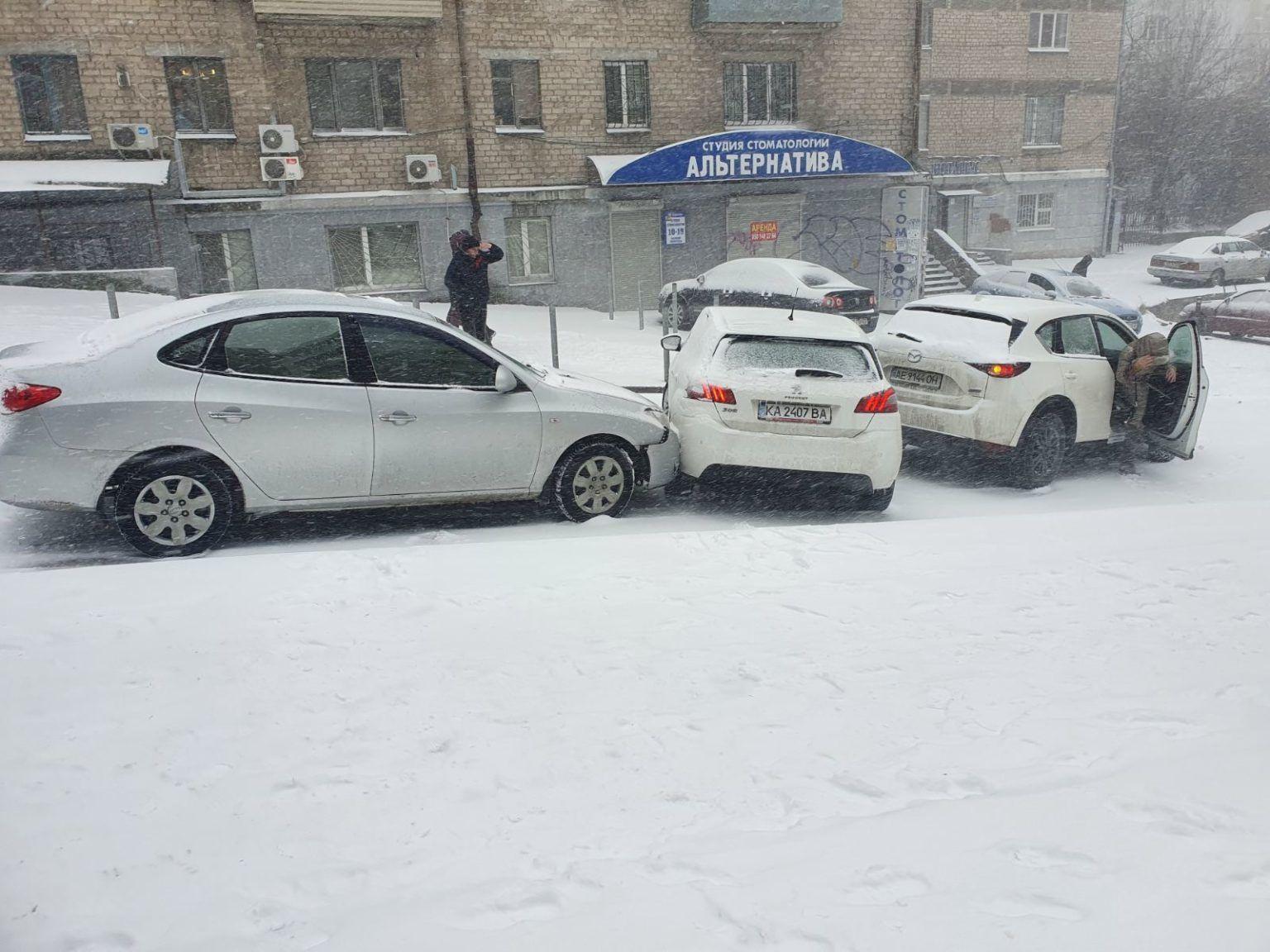 непогода дніпро