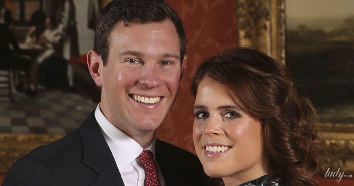 Спустя три года: принцесса Евгения поделилась неопубликованным ранее кадром со своей помолвки