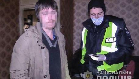 В Киеве мужчина убил знакомого из-за ревности: видео