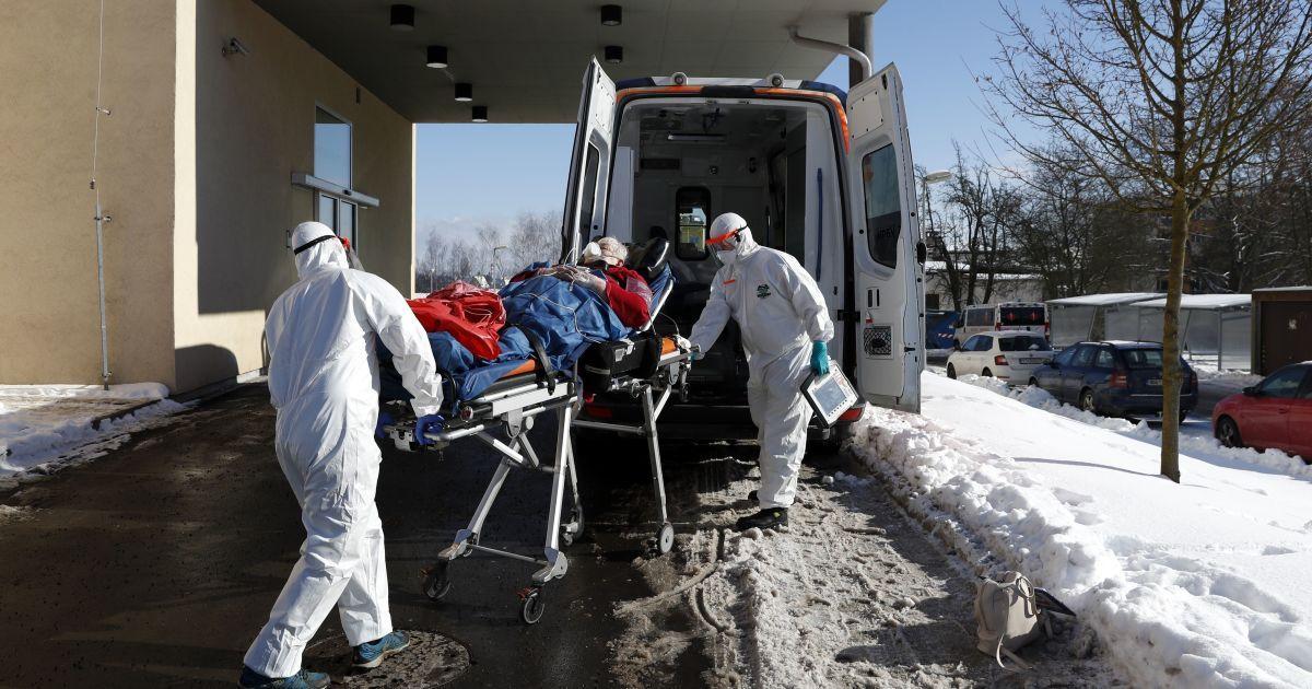 Стало известно, какая больница во Львовской области будет принимать больных COVID-19 из Ивано-Франковска