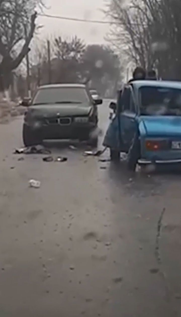 "ДТП с дорог Украины – ""ДжеДАИ"" за 12 февраля 2021 года"