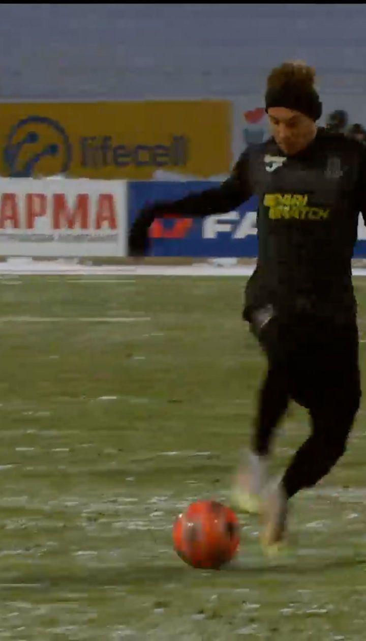 Динамо - Олимпик - 0:1. Видео гола Альваренги
