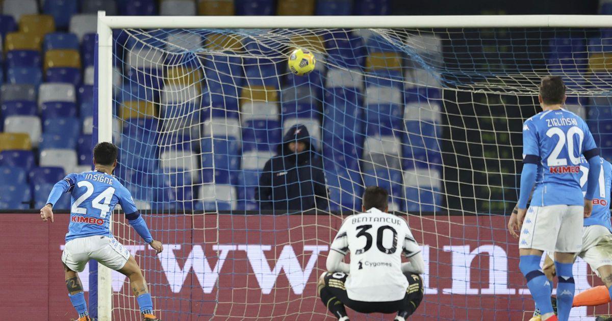 """Роналду не врятував: """"Ювентус"""" програв """"Наполі"""" на стадіоні імені Марадони (відео)"""