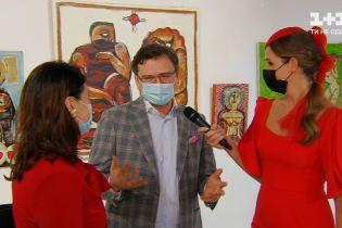 Рад ли Дмитрий Кулеба, что жена пошла в политику