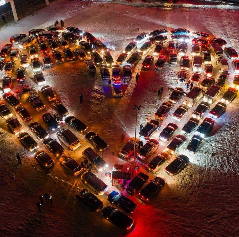 валентинка зі 110 авто в Києві_2