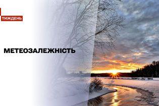 Погода в Украине: на смену снежному циклону придут морозы