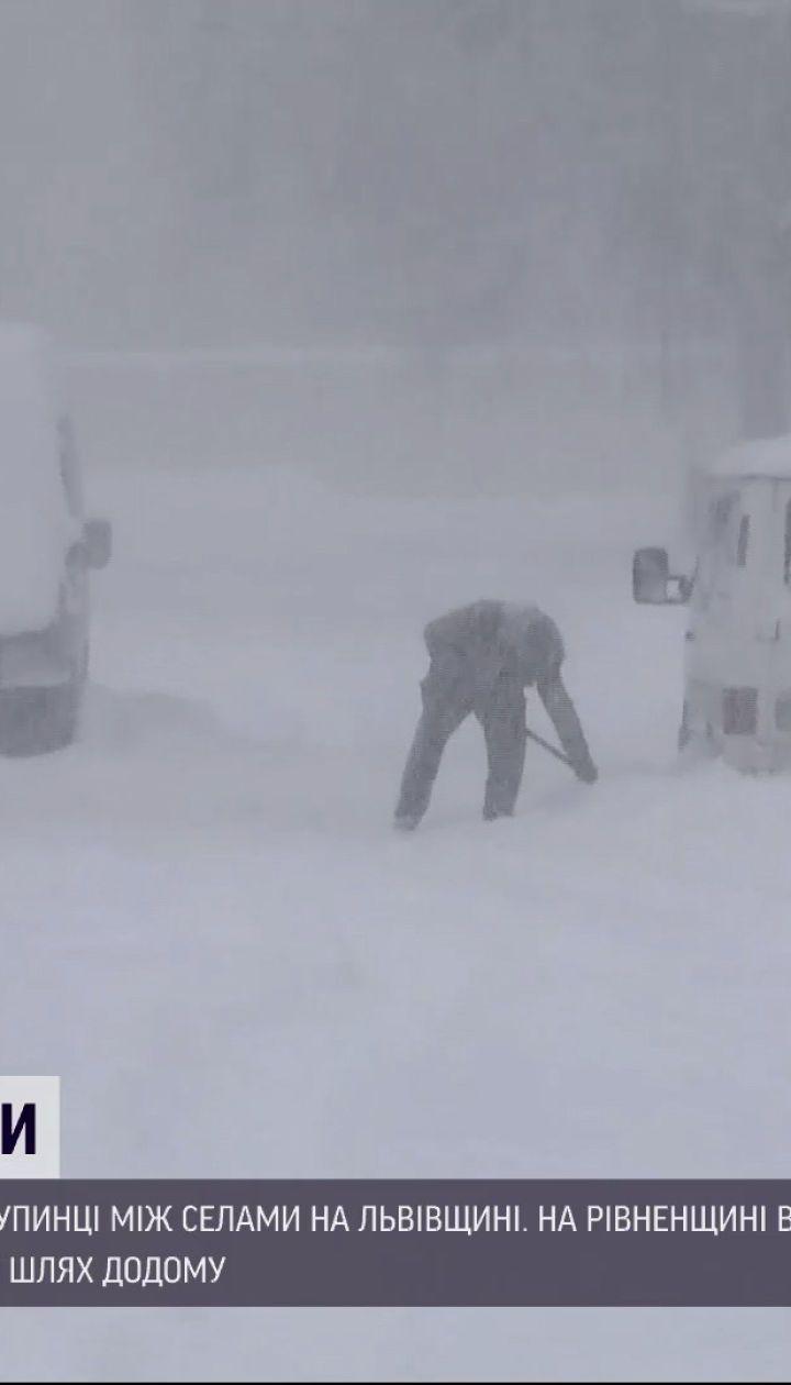 Новини України: через морози у регіонах гинуть люди