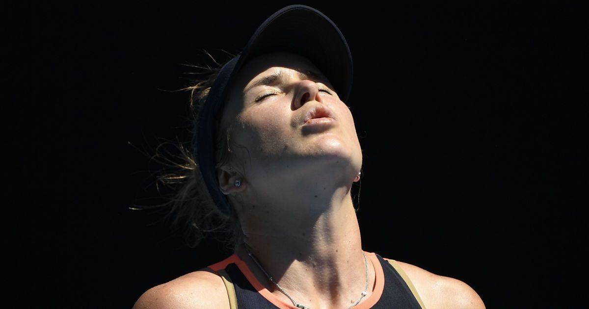 Проиграла 61-й ракетке мира: Свитолина не сумела выйти в четвертьфинал Australian Open