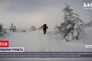 Новости Украины: более 50 человек разыскивают туриста, который заблудился на Закарпатье