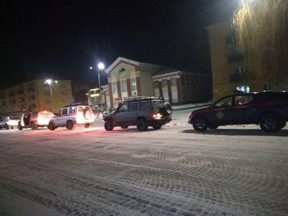 Пошуки зниклого туриста з Києва біля г. Гемба