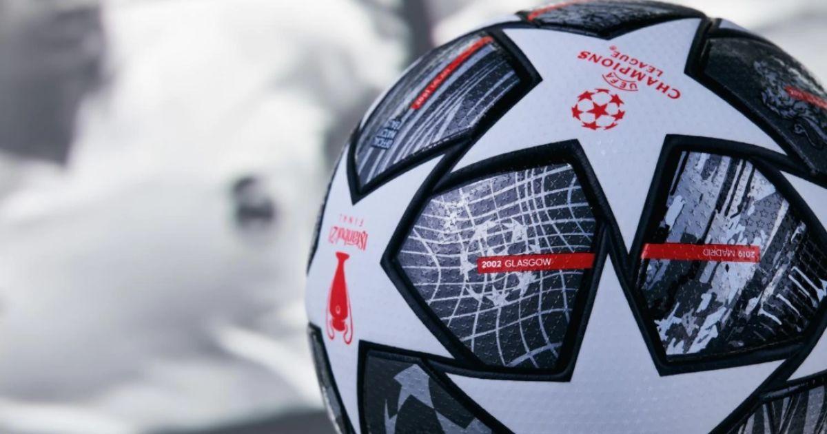 Юбилей звездного дизайна: представлен официальный мяч финала Лиги чемпионов-2020/21