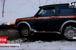 Новости Украины: в Закарпатье спасатели продолжают поиски туриста, привлекли даже вертолеты