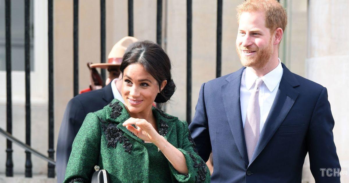 Она сияла: вспоминаем выходы герцогини Меган в ее первую беременность сыном Арчи