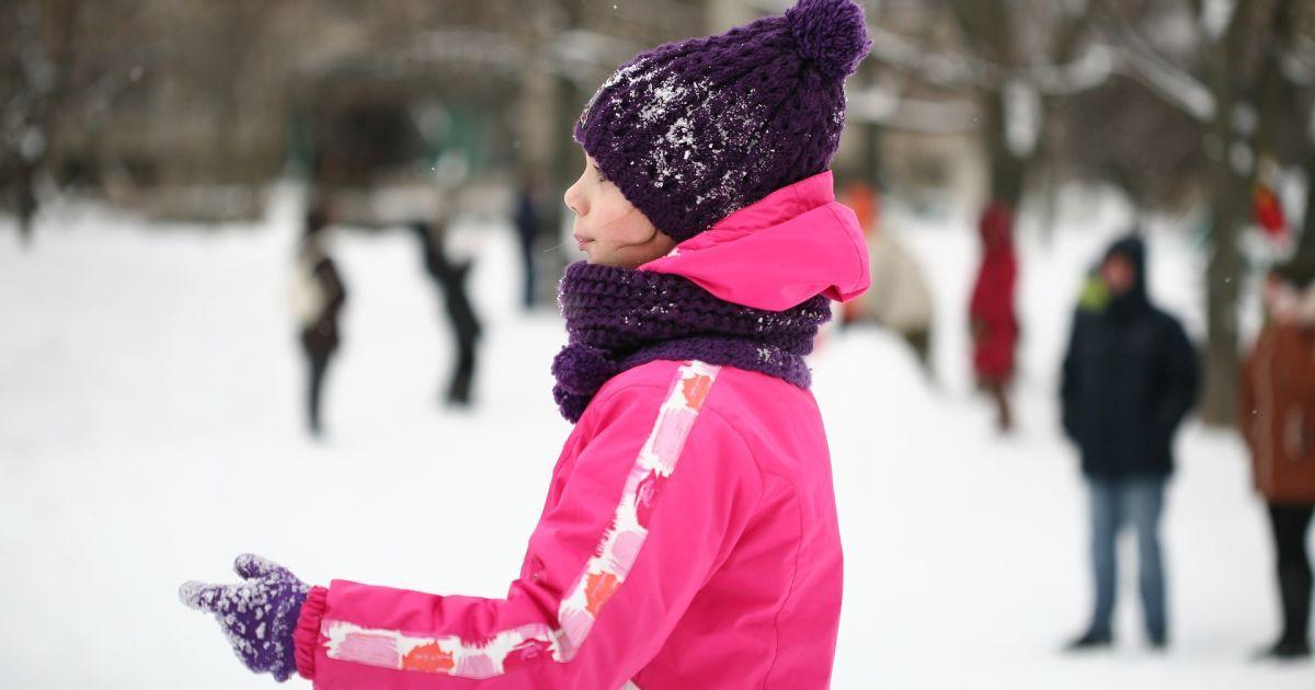 Морозы в Киеве: будут ли закрывать школы и когда ждать потепления