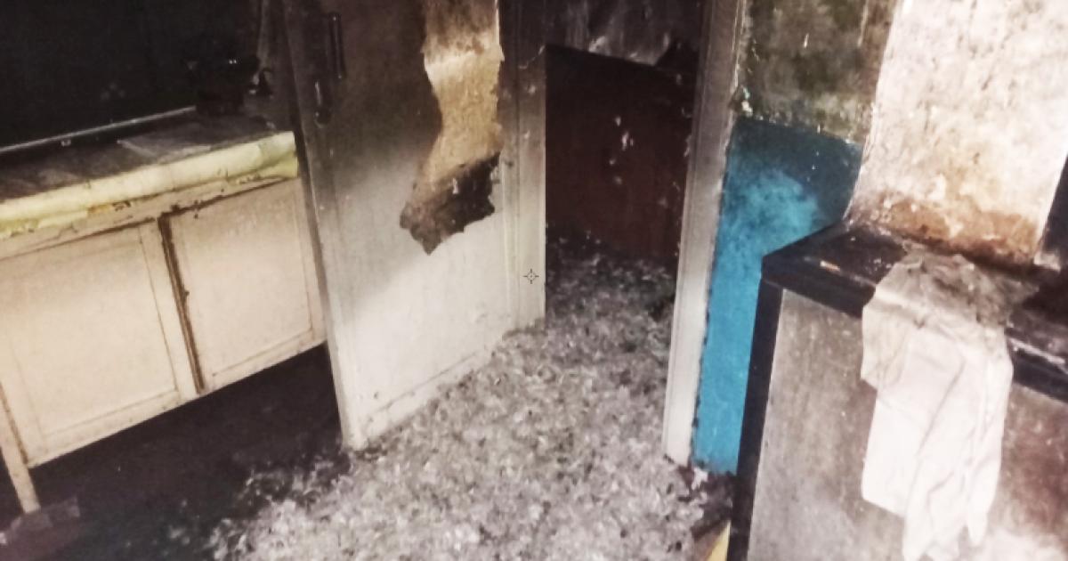Играл со спичками: 4-летний малыш поджег дом в Николаевской области