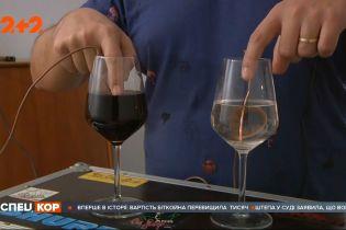 Кожне вино має свої звуки й залежать вони від того, хто тримає келиха в руках