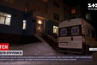 Новости Украины: в Боярке школьницы отравились спазмолитиками, одна девушка погибла