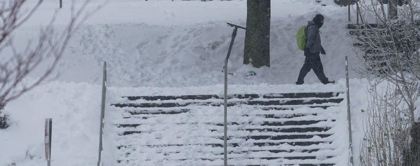 Прогноз погоды на 17 февраля: в Украине не прекращаются морозы, некоторые регионы засыплет снегом