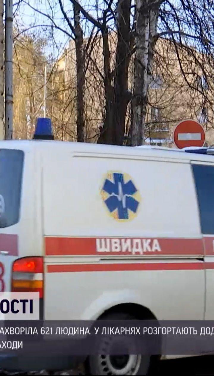 Новини України: на Прикарпатті новий спалах інфекції коронавірусу, є загроза посиленого карантину