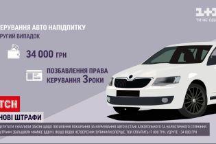 Новости Украины: парламент принял изменения в закон о безопасности дорожного движения