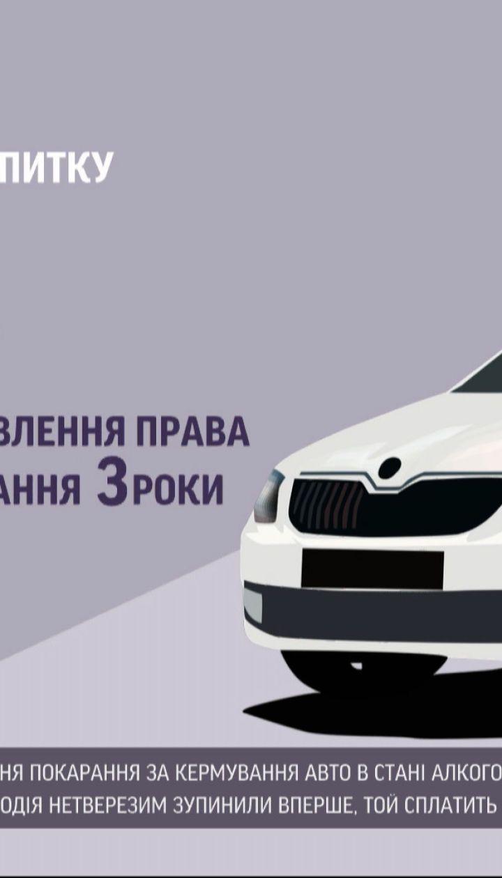 Новини України: парламент ухвалив зміни до закону про безпеку дорожнього руху
