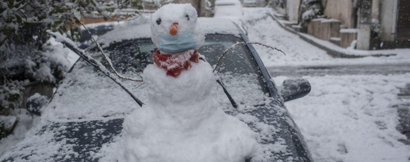 Прогноз погоди на 23 лютого: в Україні тримається морозна погода