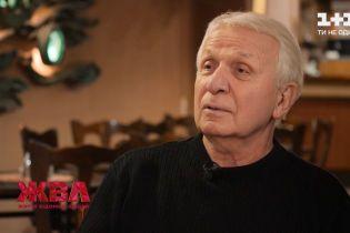 Чому Євген Паперний розлучився з Ольгою Сумською та чи зміг пробачити їй зраду з Борисюком
