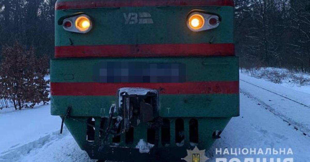 У Львівській області потяг збив на смерть чоловіка