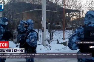 Новини України: силовики російської ФСБ провели незаконні обшуки у будинках кримських татар
