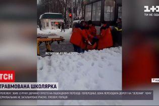 Новини України: поліція з'ясовує обставини ДТП у Рівному за участю тролейбуса