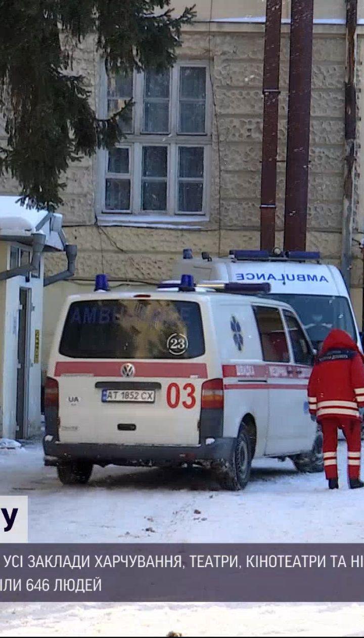 Коронавірус в Україні: Прикарпаття лідує за кількістю інфікованих