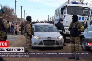 Новини України: в окупованому Криму російські силовики знову вдиралися в будинки місцевих