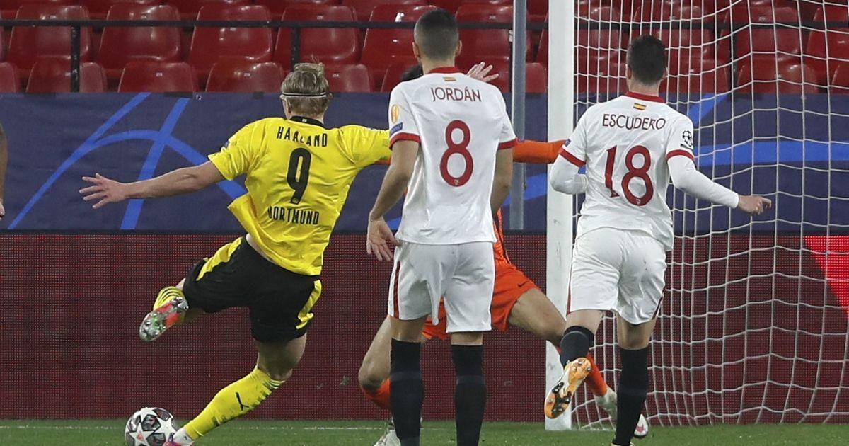 """2+1 от Холанда: """"Боруссия"""" благодаря вундеркинду обыграла испанский клуб в Лиге чемпионов (видео)"""