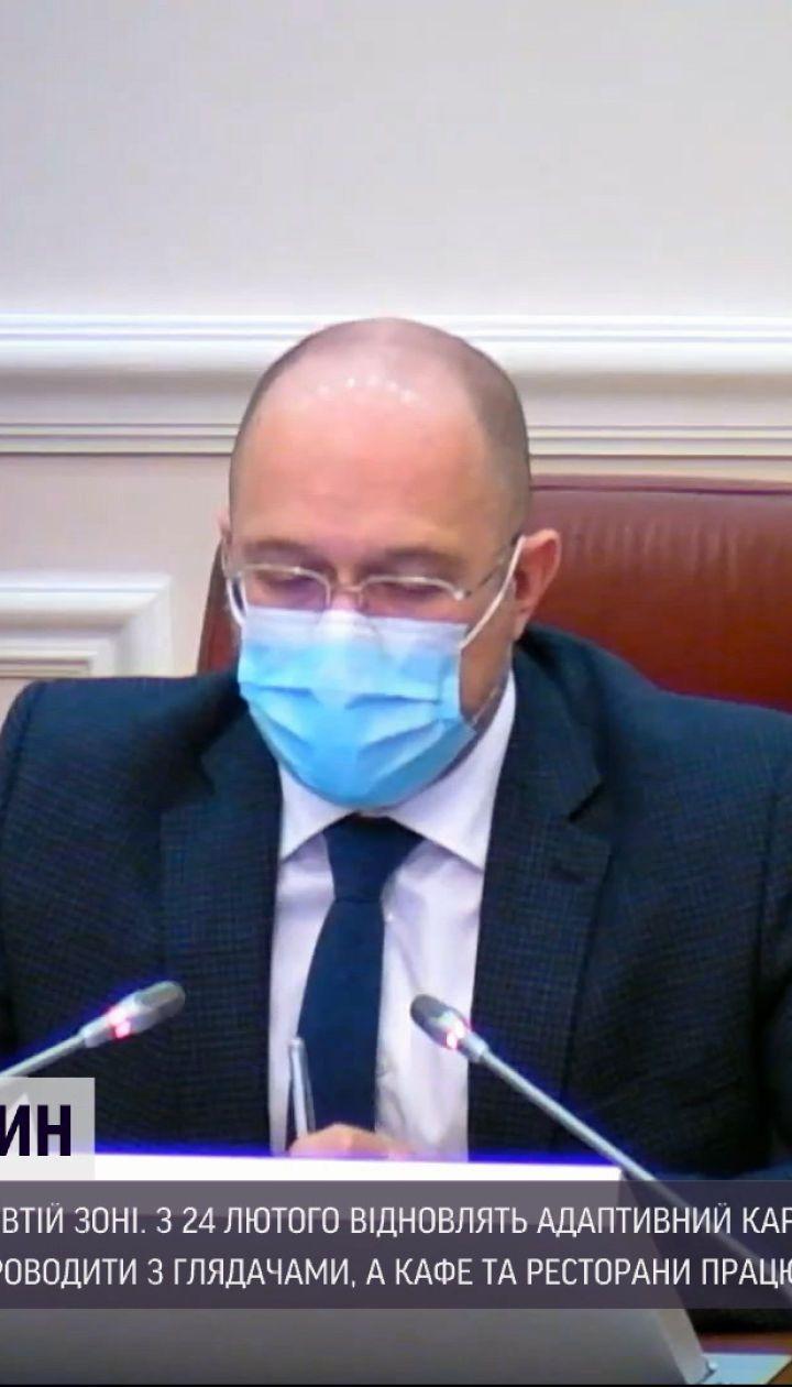Новини України: наступного тижня повертаємось до адаптивного карантину