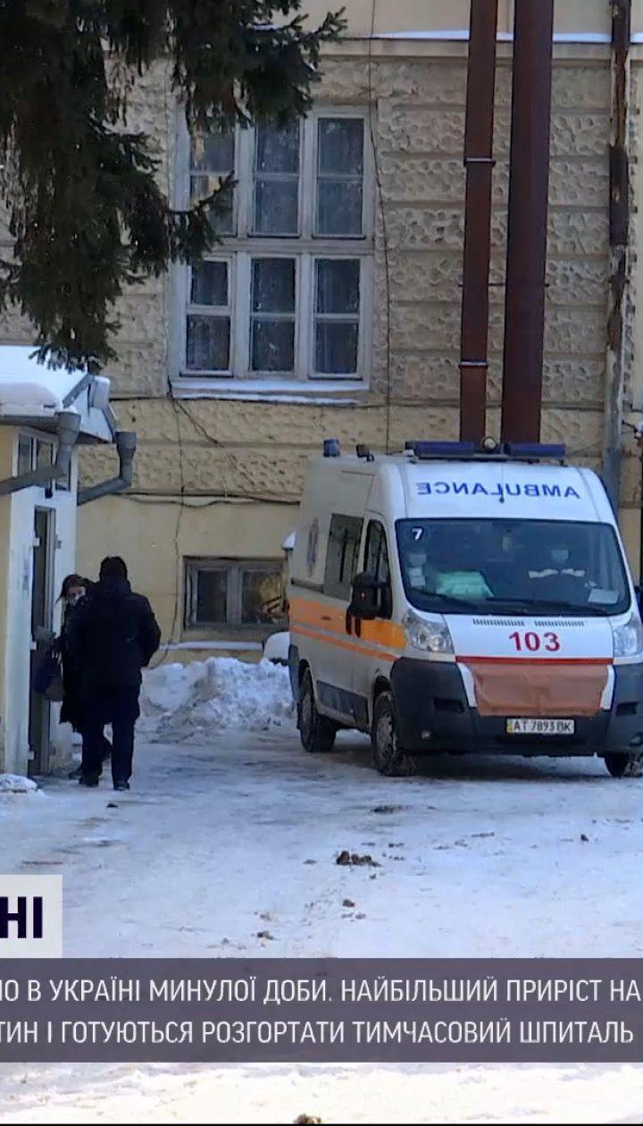 Коронавірус в Україні: як на Прикарпатті чинять опір хворобі