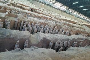 В Китае на месте будущего аэропорта нашли 3500 гробниц