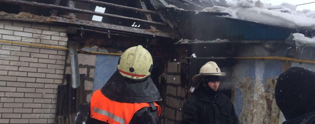 Родители пошли в магазин: в Белой Церкви на пожаре погиб пятилетний ребенок